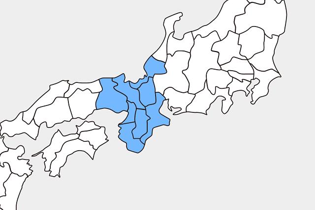 近畿圏(2府6県)